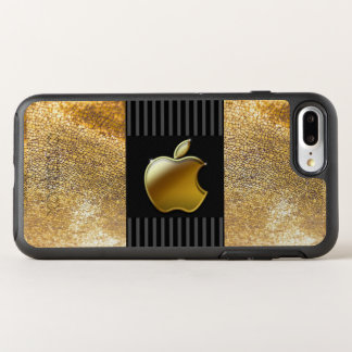 Cool Gold Luxury Sparkling iPhone Case