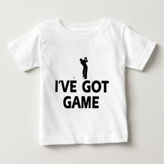cool golf designs baby T-Shirt