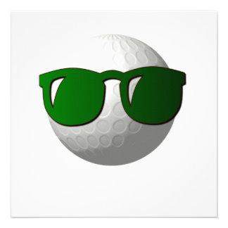 Cool Golf Invitation