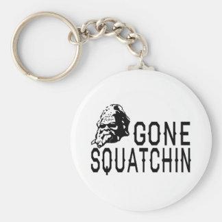 COOL Gone Squatchin Squatch n Shades Keychain