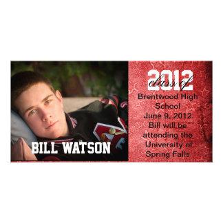 Cool Graduation Announcement Photo Cards