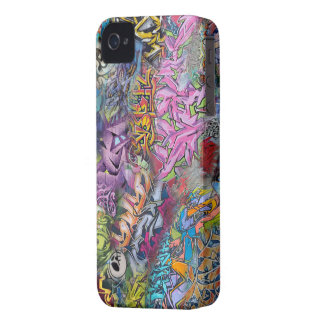 Cool Graffiti Street Art Abstract Case-Mate iPhone 4 Cases