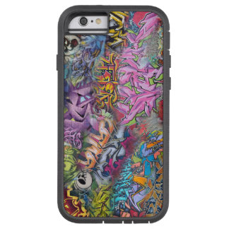 Cool Graffiti Street Art Abstract Tough Xtreme iPhone 6 Case