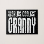 Cool Grandmothers Grannies : Worlds Coolest Granny Puzzles