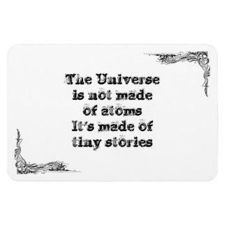 Cool great simple wisdom philosophy tao sentence rectangular photo magnet
