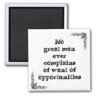 Cool great simple wisdom philosophy tao sentence t magnet
