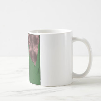 Cool Green And Red Dragon Mugs