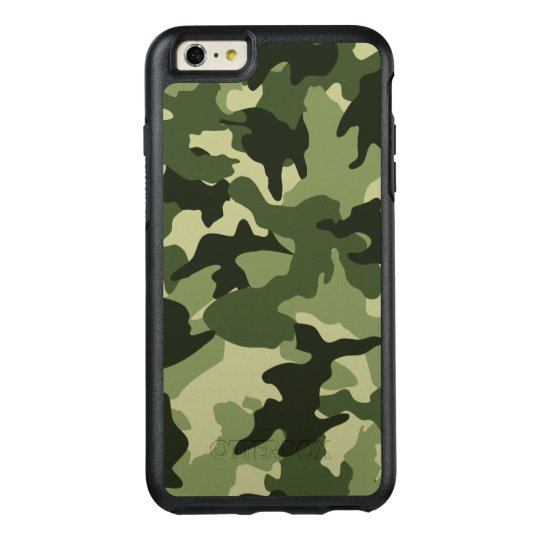 Cool Green Camo Military Camouflage Pattern Robust OtterBox