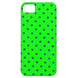Cool Green Lime Polka Dot iPhone 7 Case