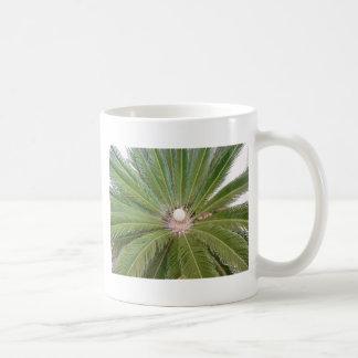 Cool Green Palm Coffee Mug