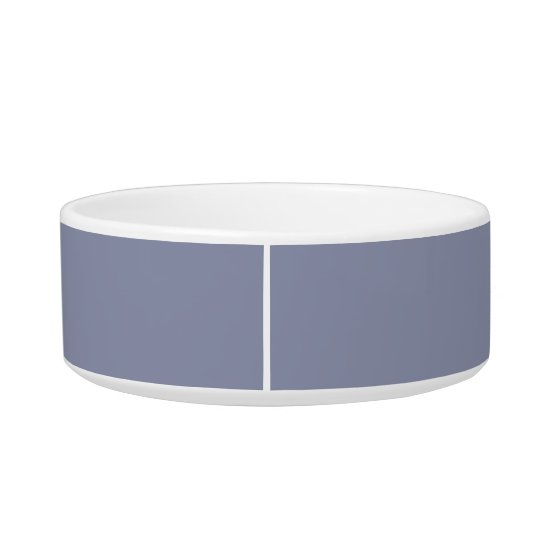 Cool Grey Best Complementary Colour Cat Food Bowls