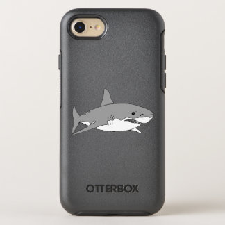 cool grey shark OtterBox symmetry iPhone 7 case