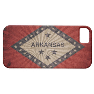 Cool Grunge Arkansas Flag iPhone 5 Covers
