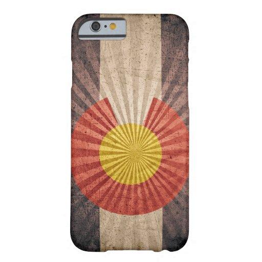 Cool Grunge Colorado Flag iPhone 6 case