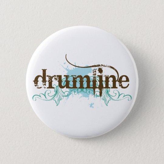 Cool Grunge Drumline Button