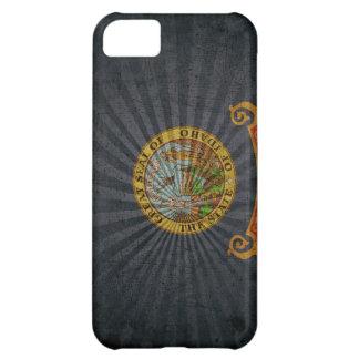 Cool Grunge Idaho Flag Case For iPhone 5C
