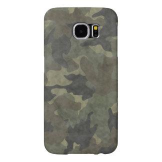 Cool Grunge Khaki Camo Slim Samsung S6 Case Covers Samsung Galaxy S6 Cases