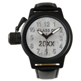 Cool Grunge Personalized Graduation Watch