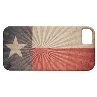 Cool Grunge Texas Flag Barely There iPhone 5 Case