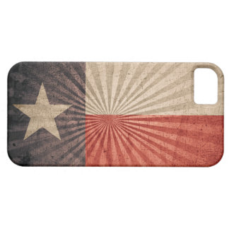 Cool Grunge Texas Flag iPhone 5 Case