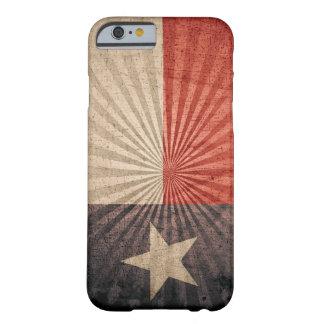 Cool Grunge Texas Flag iPhone 6 case