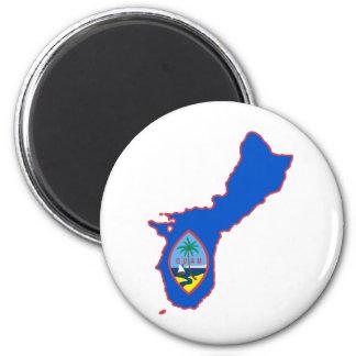 Cool Guam Magnet