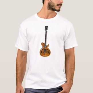 Cool Guitar Design T-Shirt