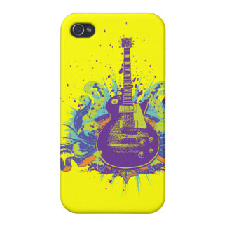Cool guitar Iphone Cover Covers For iPhone 4