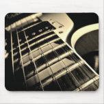 Cool Guitar Mousepad