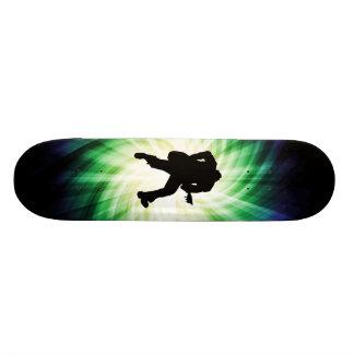 Cool Guitar Player 21.3 Cm Mini Skateboard Deck