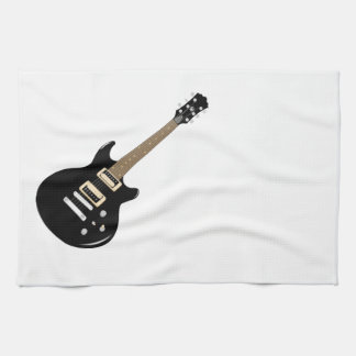 Cool Guitar Tea Towel
