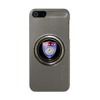 Cool Gun metal America First iPhone Case Incipio Feather® Shine iPhone 5 Case