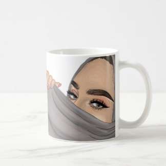 Cool gurl coffee mug