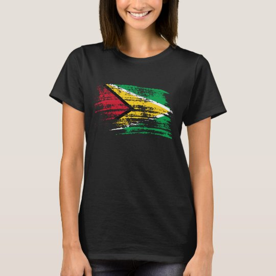 Cool Guyanese flag design T-Shirt