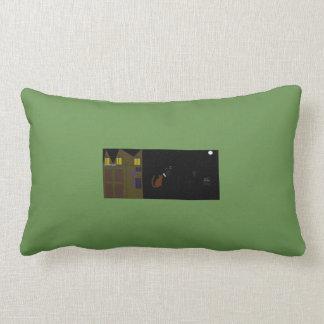 cool halloween pillow