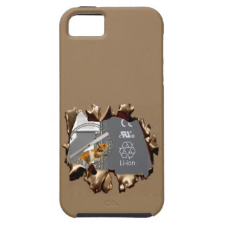 Cool hamster tough iPhone 5 case