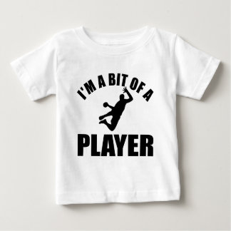 Cool Handball design Baby T-Shirt