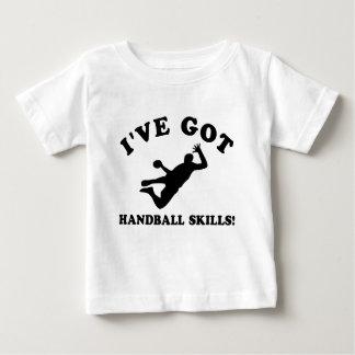 COOL HANDBALL SKILLS DESIGNS BABY T-Shirt