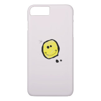 Cool happy face iphone case