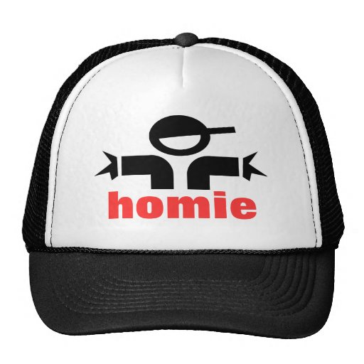cool hat hip hop homie rap zazzle
