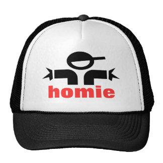 Cool hat - Hip Hop homie - Rap