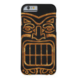 Cool Hawaiian Tiki Mask Barely There iPhone 6 Case