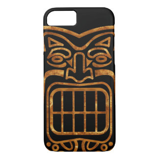 Cool Hawaiian Tiki Mask iPhone 7 Case