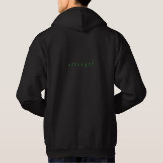 Cool hoodie for 16 yr old boy: Swag Strength
