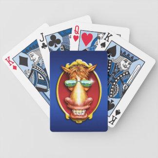 """Cool Horse"" card deck"