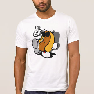 Cool Hot Dog Dancer T-Shirt