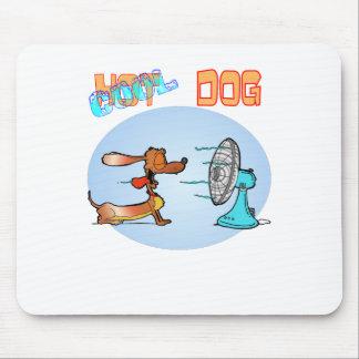 Cool Hotdog Mouse Pad