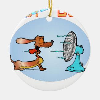 Cool Hotdog Ornaments