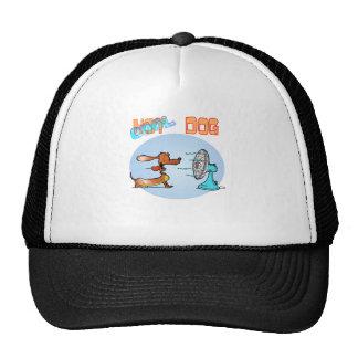Cool Hotdog Trucker Hat