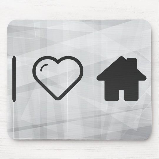 Cool House Mouse Mat